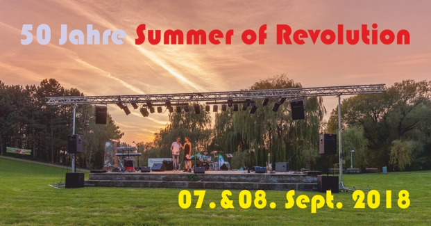 50 Jahre Summer of Revolution